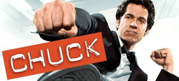is chuck on netflix