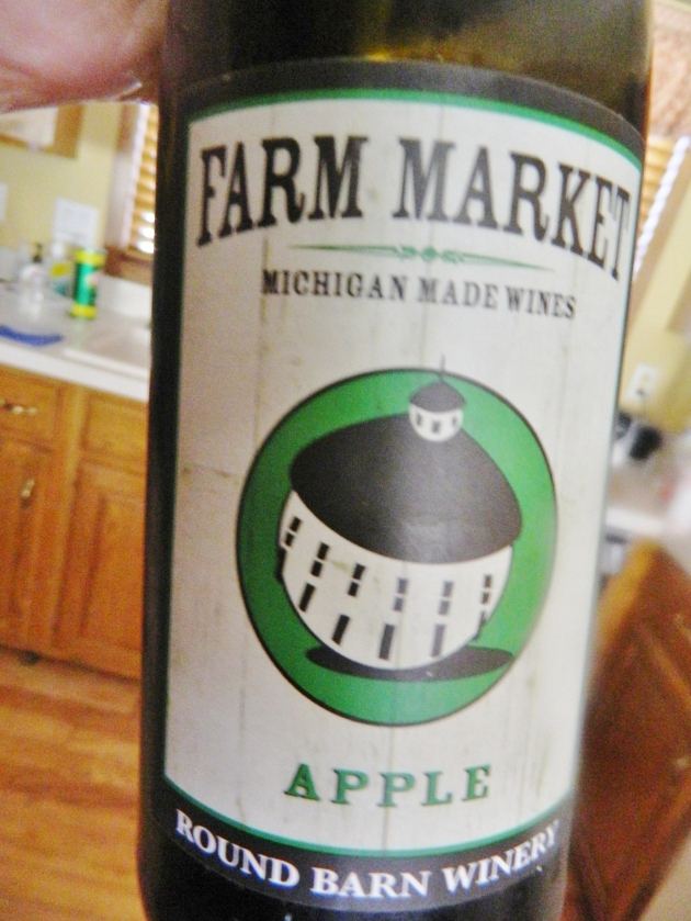 Wine from the Round Barn