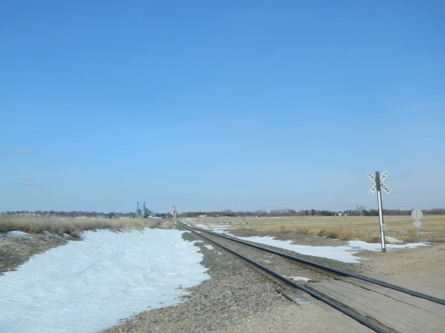 Railroad to Staplehurst