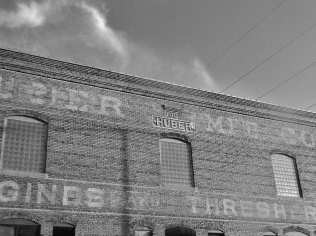 Random shot of downtown Lincoln