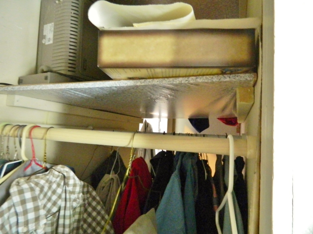 The Little Closet...
