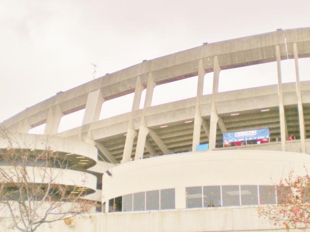 Decks of Concrete...