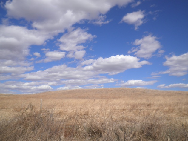 The High Plains...